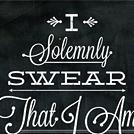 I swear….