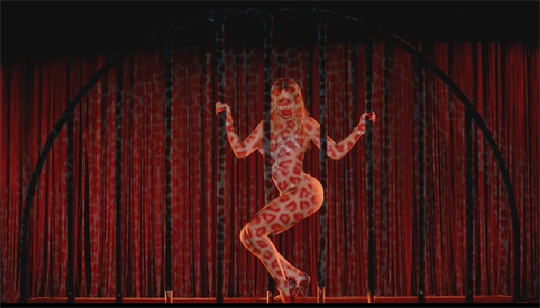 I want to grab Beyonce's booty in her new video: Partition