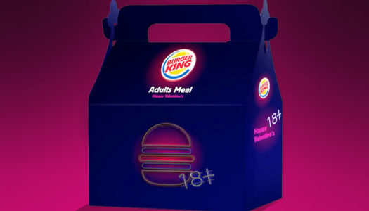 Israeli Burger King is giving out Sex Toys on Valentine's day.